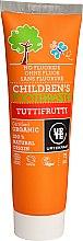 "Parfüm, Parfüméria, kozmetikum Gyerekfogkrém ""Tutti frutti"" - Urtekram Childrens Toothpaste Tuttifrutti"