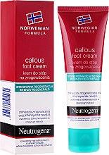 Parfüm, Parfüméria, kozmetikum Lábápoló krém bőrkeményedés és vízholyag ellen - Neutrogena Callous Foot Cream