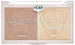 Parfüm, Parfüméria, kozmetikum Kontúrozó paletta - Hean Happy Time Palette