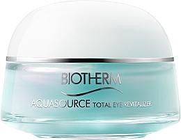 Parfüm, Parfüméria, kozmetikum Szemkörnyékápoló krém - Biotherm Aquasource Total Eye Revitalizer