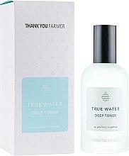 Parfüm, Parfüméria, kozmetikum Mélyen hidratáló arctonik - Thank You Farmer True Water Toner