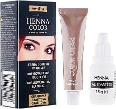 Parfüm, Parfüméria, kozmetikum Henna szemöldökre - Venita Henna Color