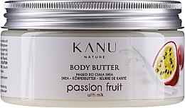 """Parfüm, Parfüméria, kozmetikum Testvaj """"Maracuya"""" - Kanu Nature Passion Fruit Body Butter"""