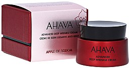 Parfüm, Parfüméria, kozmetikum Krém mély ráncok ellen - Ahava Apple Of Sodom Advanced Deep Wrinkle Cream