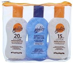 Parfüm, Parfüméria, kozmetikum Készlet - Malibu (b/lot/100ml + b/lot/100ml + b/lot/100ml)