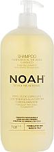 Parfüm, Parfüméria, kozmetikum Sampon zöld teával és bazsalikommal - Noah