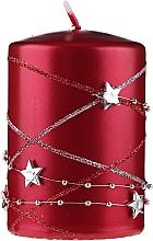 Parfüm, Parfüméria, kozmetikum Dekoratív gyertya, 11x7 cm - Artman Christmas Garland