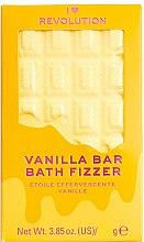 "Parfüm, Parfüméria, kozmetikum Fürdőbomba - I Heart Revolution Chocolate Bar Bath Fizzer ""Vanilla"""