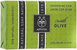 """Parfüm, Parfüméria, kozmetikum Szappan """"Olíva"""" - Apivita Natural Soap with Olive"""