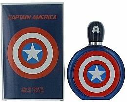 Parfüm, Parfüméria, kozmetikum Marvel Captain America - Eau De Toilette