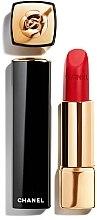 Parfüm, Parfüméria, kozmetikum Ajakrúzs - Chanel Rouge Allure Velvet Camelia