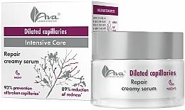 Parfüm, Parfüméria, kozmetikum Éjszakai arckrém - Ava Laboratorium Extended Capillaries Cream Serum