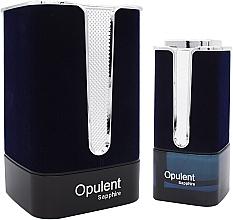 Parfüm, Parfüméria, kozmetikum Al Haramain Opulent Sapphire - Eau De Parfum