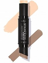 Parfüm, Parfüméria, kozmetikum Korrigáló stift arcra 2 az 1-ben - Smashbox Studio Skin Shaping Foundation Stick