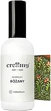 Parfüm, Parfüméria, kozmetikum Rózsa hidrolát - Creamy Skin Care Rose Hydrolat