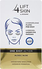 Parfüm, Parfüméria, kozmetikum Szem alatti tapasz - AA Cosmetics Lift 4 Skin Hydrogel Under-Eye Patches Aloe