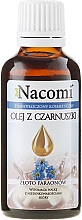 Parfüm, Parfüméria, kozmetikum Fekete kömény olaj testre, arcra - Nacomi Olej Z Czarnuszki Złoto Faraonów