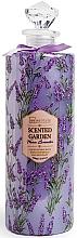 Parfüm, Parfüméria, kozmetikum Fürdőhab - IDC Institute Scented Garden Luxury Bubble Bath Warm Lavender