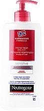 Parfüm, Parfüméria, kozmetikum Regeneráló testápoló lotion - Neutrogena Norwegian Formula Intense Repair Body Lotion