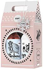 """Parfüm, Parfüméria, kozmetikum Szett """"Verbéna"""" - Yope Verbena Natural Set (body/balm/300ml + liq/soap/500ml)"""
