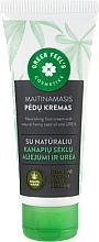 """Parfüm, Parfüméria, kozmetikum Tápláló lábkrém """"Kendermagolajjal és karbamid"""" - Green Feel's Nourishing Food Cream"""
