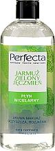"""Parfüm, Parfüméria, kozmetikum Micellás folyadék """"Káposzta és zöld árpa"""" - Perfecta"""