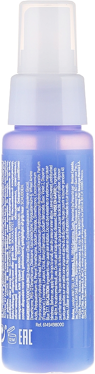 Keratinos kondicionáló szőkített hajra - Revlon Professional Equave 2 Phase Blonde Detangling Conditioner — fotó N8