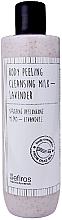 Parfüm, Parfüméria, kozmetikum Zuhanytej - Sefiros Body Peeling Cleansing Milk Lavender