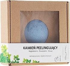 Parfüm, Parfüméria, kozmetikum Arcpeeling,természetes,kék - Pierre de Plaisir Natural Scrubbing Stone Face