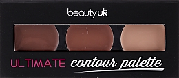 Parfüm, Parfüméria, kozmetikum Pirosító paletta - Beauty Uk Shimmer Box (Bronze)