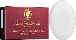 Parfüm, Parfüméria, kozmetikum Parfümös krémszappan - Pani Walewska Ruby Soap