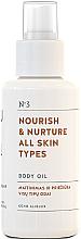 Parfüm, Parfüméria, kozmetikum Tápláló testolaj - You & Oil Nourish & Nurture Body Oil