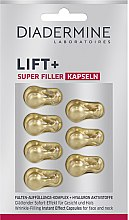 Parfüm, Parfüméria, kozmetikum Arckapszula - Diadermine Lift+ Super Filler Capsules