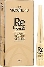 Parfüm, Parfüméria, kozmetikum Szempillanövesztő szérum - Skeenlab ReViva Eyelash Enhanced Serum