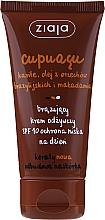 Parfüm, Parfüméria, kozmetikum Önbarnító krém arcra - Ziaja Cupuacu Bronzing Nourishing Day Cream Spf 10