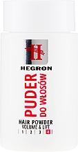 Parfüm, Parfüméria, kozmetikum Hajpúder - Hegron Hair Powder Volume&Lift
