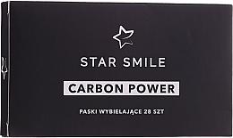 Parfüm, Parfüméria, kozmetikum Fogfehérítő csíkok - Star Smile Carbon Power Whitening Strips