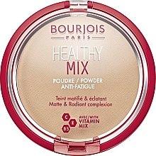 Parfüm, Parfüméria, kozmetikum Kompakt púder - Bourjois Healthy Mix Powder