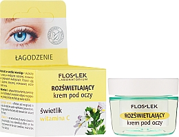 Parfüm, Parfüméria, kozmetikum Élénkítő szemkörnyékápoló C vitaminnal - Floslek