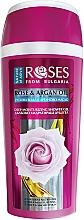 Parfüm, Parfüméria, kozmetikum Mélyen hidratáló tusfürdő száraz bőrre - Nature of Agiva Roses Rose & Argan Oil Deep Moisturizing Shower Gel