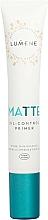 Parfüm, Parfüméria, kozmetikum Mattító arcprimer - Lumene Matte Oil-Control Primer