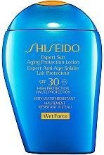 Parfüm, Parfüméria, kozmetikum Anti-age napvédő lotion - Shiseido Expert Sun Aging Protection Lotion SPF30