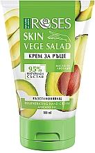 Parfüm, Parfüméria, kozmetikum Kézkrém - Nature of Agiva Roses Vege Salad Regeneration Hand Cream