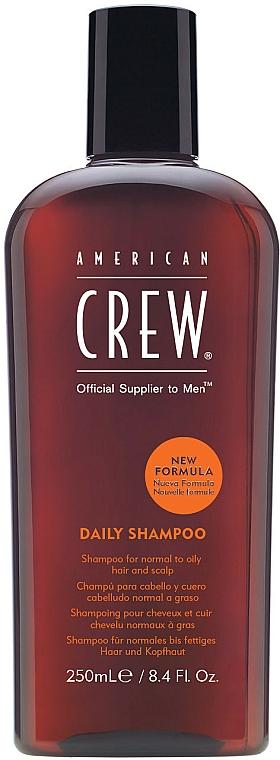Sampon mindennapi használatra - American Crew Daily Shampoo — fotó N1