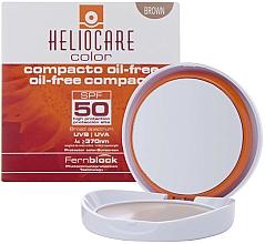 Parfüm, Parfüméria, kozmetikum Kompakt púder zsíros és kombinált bőrre - Cantabria Labs Heliocare Color Compact Oil-Free Spf 50