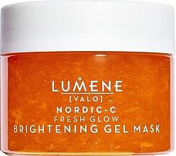 Parfüm, Parfüméria, kozmetikum Élénkítő gél maszk - Lumene Valo Nordic-C Fresh Glow Brightening Gel Mask