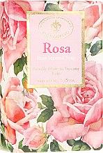 """Parfüm, Parfüméria, kozmetikum Természetes szappan """"Rózsa"""" - Saponificio Artigianale Fiorentino Masaccio Rose Soap"""