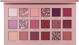 Parfüm, Parfüméria, kozmetikum Szemhéjfesték paletta - Huda Beauty The New Nude Eye Shadow Palette