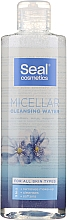 Parfüm, Parfüméria, kozmetikum Micellás víz minden bőrtípusra - Seal Cosmetics Micellar Cleansing Water