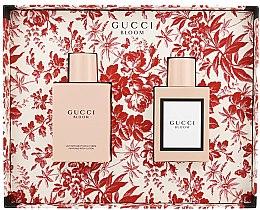 Parfüm, Parfüméria, kozmetikum Gucci Bloom - Készlet (edp/50ml + b/lot/100ml)